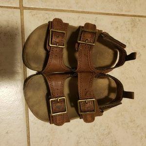 OshKosh sandals.